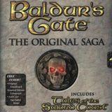 Pochette Baldur's Gate: The Original Saga: Soundtrack (OST)