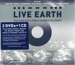 Pochette Live Earth: The Concerts for a Climate in Crisis (Live)
