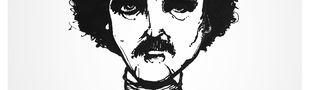 Illustration Edgar Allan Poe