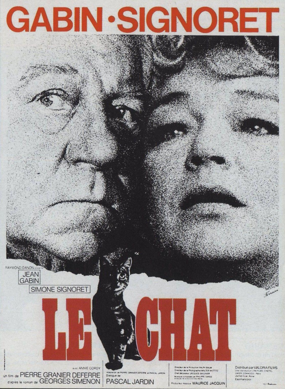 Votre dernier film visionné - Page 14 Le_Chat