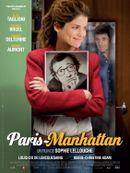Affiche Paris-Manhattan