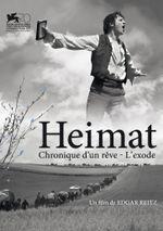 Affiche Heimat : Chronique d'un rêve - L'exode