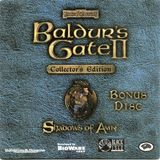 Pochette Baldur's Gate II: Shadows of Amn (OST)