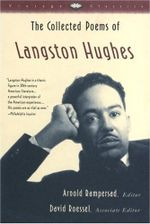 Couverture The Collected Poems of Langston Hughes