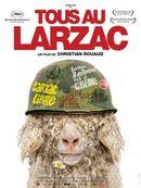 Affiche Tous au Larzac
