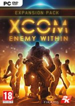 Jaquette XCOM : Enemy Within
