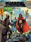 Couverture Alliances - Les Mondes de Thorgal : Kriss de Valnor, tome 4