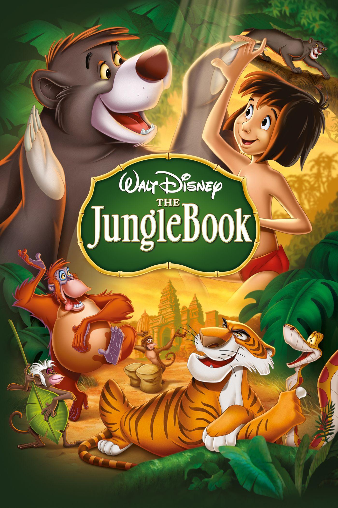 Affiches, posters et images de Le Livre de la jungle (1967)