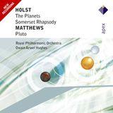 Pochette Holst: The Planets / Somerset Rhapsody / Matthews: Pluto