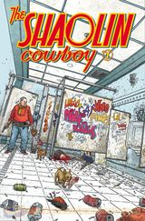 Couverture The Shaolin Cowboy, tome 1