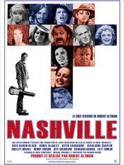 Affiche Nashville