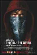 Affiche Metallica : Through the Never