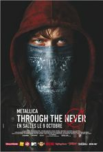 Affiche Metallica : Through the Never