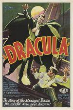Affiche Dracula