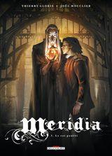 Couverture Le Roi pourri - Méridia, tome 3