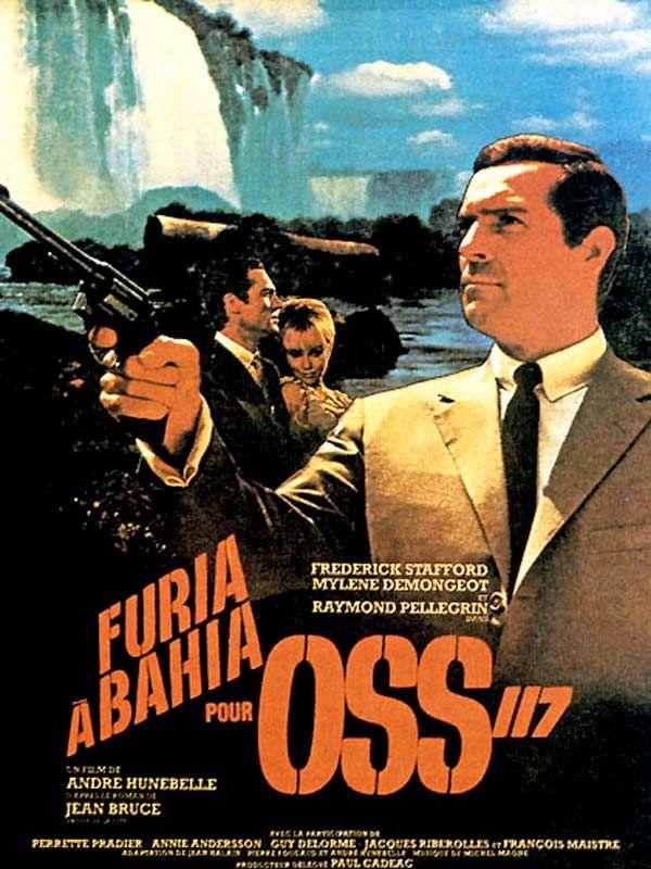 Furia A Bahia Pour Oss 117 Film 1965 Senscritique