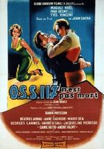 Affiche OSS 117 n'est pas mort