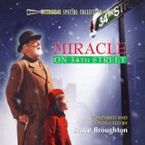 Pochette Miracle on 34th Street (OST)