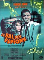 Affiche Le Bal des espions