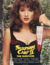 Affiche Sleepaway Camp IV: The Survivor