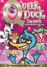 Affiche Queer Duck : The Movie