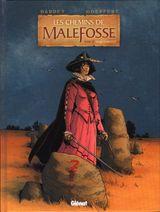 Couverture Plaie d'argent - Les Chemins de Malefosse, tome 21
