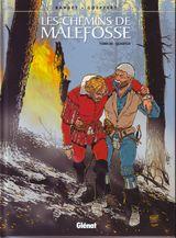 Couverture Quartus - Les Chemins de Malefosse, tome 20