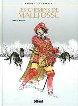 Couverture Margot ! - Les Chemins de Malefosse, tome 15