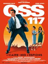 Affiche OSS 117 : Le Caire, nid d'espions