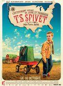 Affiche L'Extravagant Voyage du jeune et prodigieux T.S. Spivet