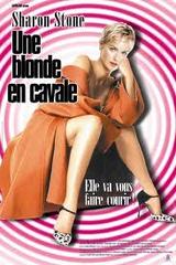 Affiche Une blonde en cavale