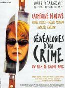 Affiche Généalogies d'un crime