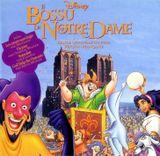 Pochette Le Bossu de Notre-Dame (OST)