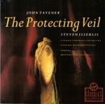 Pochette Tavener: The Protecting Veil / Britten: Cello Suite No 3 / Tavener: Thrinos