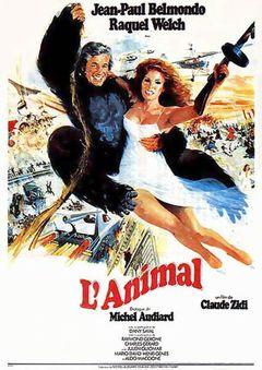 Affiche L'Animal