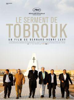 Affiche Le Serment de Tobrouk