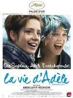 Affiche La Vie d'Adèle : Chapitres 1 & 2