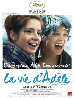Affiche La Vie d'Adèle : Chapitres 1 et 2