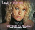 Pochette Can't Fight the Moonlight (Single)