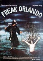 Affiche Freak Orlando