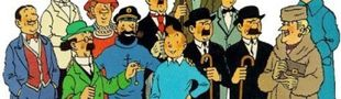 Cover Tintin (suggestion de timeline)