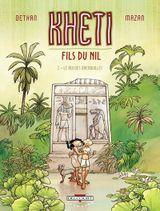 Couverture Le Roi des grenouilles - Kheti fils du Nil, tome 2