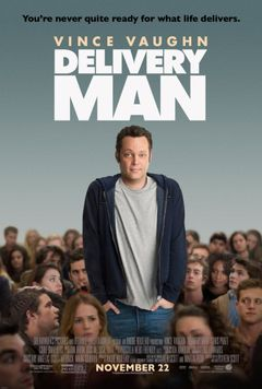 Affiche Delivery Man