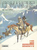 Couverture Les Sheriffs - Comanche, tome 8