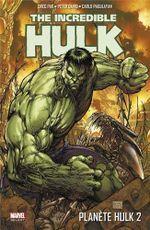 Couverture Planète Hulk, tome 2
