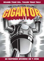 Affiche Gigantor