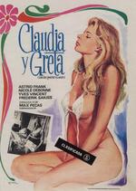 Affiche Claude et Gréta