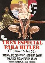 Affiche Train spécial pour Hitler
