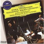 Pochette Dvořák: Cellokonzert H‐Moll (In B Minor) / Tschaikowsky: Rokoko‐Variationen, Op.33