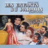 Pochette Les enfants du paradis (OST)